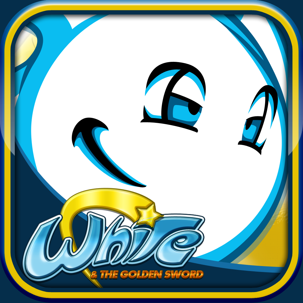 White & The Golden Sword (AppStore Link)