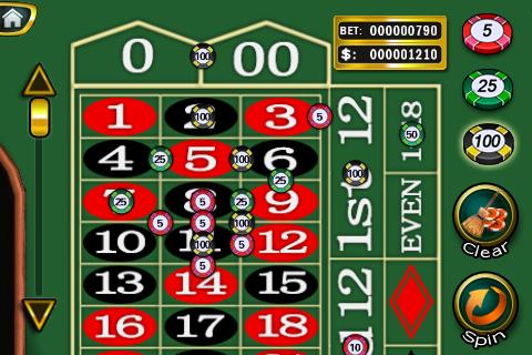 Screenshot American Roulette 3D